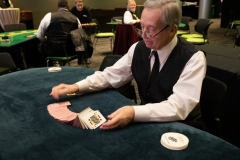Meet one of our best Poker dealers, Art