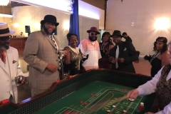 Themed Birthday Casino Celebration