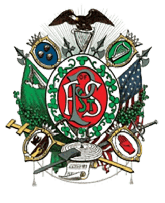 200px Emblem used by the Friendly Sons of St. Patrick